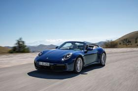 Ver foto 19 de Porsche 911 Carrera 4S Cabriolet 992 2019