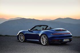 Ver foto 11 de Porsche 911 Carrera 4S Cabriolet 992 2019