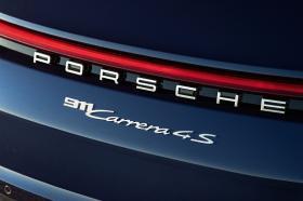 Ver foto 6 de Porsche 911 Carrera 4S Cabriolet 992 2019