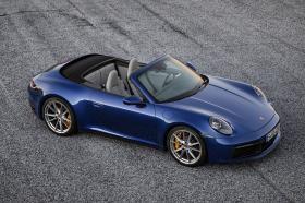 Ver foto 14 de Porsche 911 Carrera 4S Cabriolet 992 2019