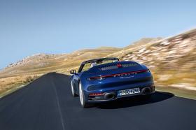 Ver foto 21 de Porsche 911 Carrera 4S Cabriolet 992 2019