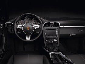 Ver foto 4 de Porsche 911 Cabriolet Black Edition 997 2011