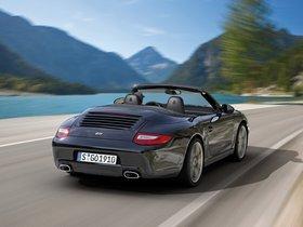 Ver foto 2 de Porsche 911 Cabriolet Black Edition 997 2011