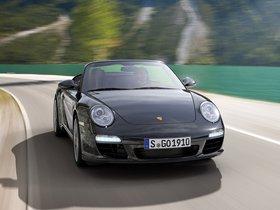 Fotos de Porsche 911 Cabriolet Black Edition 997 2011