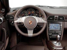 Ver foto 8 de Porsche 911 Carrera 4 Cabriolet 997 2008