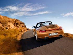 Ver foto 5 de Porsche 911 Carrera 4 Cabriolet 997 2008