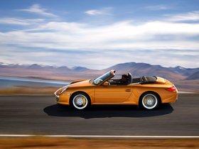 Ver foto 4 de Porsche 911 Carrera 4 Cabriolet 997 2008