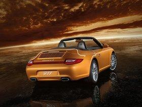 Ver foto 3 de Porsche 911 Carrera 4 Cabriolet 997 2008