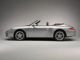 Ver foto 2 de Porsche 911 Carrera 4 Cabriolet 997 2008