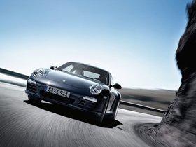 Ver foto 13 de Porsche 911 Carrera 4 Coupe 997 2008