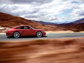 Ver foto 9 de Porsche 911 Carrera 4 Coupe 997 2008