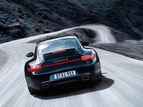 Ver foto 8 de Porsche 911 Carrera 4 Coupe 997 2008
