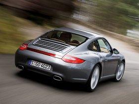 Ver foto 6 de Porsche 911 Carrera 4 Coupe 997 2008
