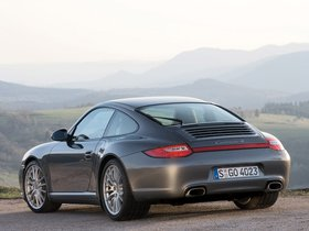 Ver foto 5 de Porsche 911 Carrera 4 Coupe 997 2008