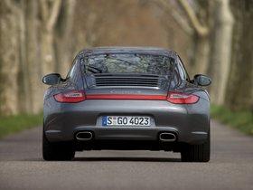 Ver foto 4 de Porsche 911 Carrera 4 Coupe 997 2008