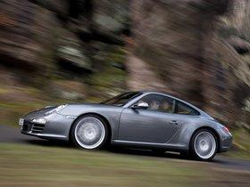 Ver foto 21 de Porsche 911 Carrera 4 Coupe 997 2008