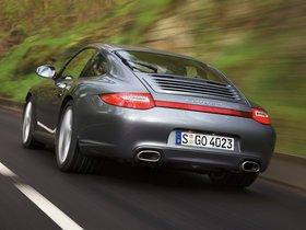 Ver foto 3 de Porsche 911 Carrera 4 Coupe 997 2008