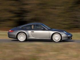 Ver foto 2 de Porsche 911 Carrera 4 Coupe 997 2008