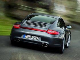 Ver foto 20 de Porsche 911 Carrera 4 Coupe 997 2008
