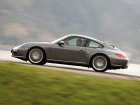 Ver foto 17 de Porsche 911 Carrera 4 Coupe 997 2008