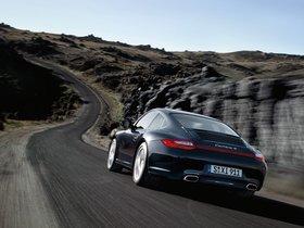 Ver foto 14 de Porsche 911 Carrera 4 Coupe 997 2008