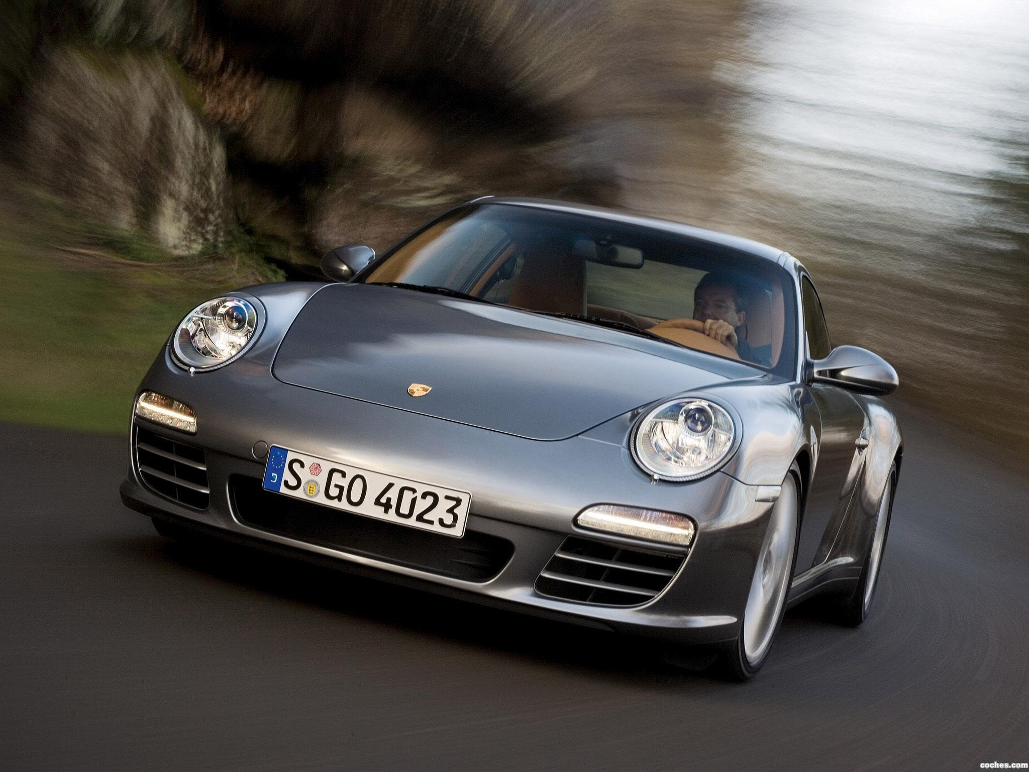 Foto 0 de Porsche 911 Carrera 4 Coupe 997 2008