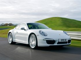 Ver foto 4 de Porsche 911 Carrera 4 Coupe UK 2012