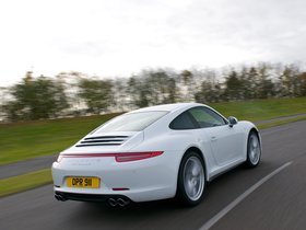 Ver foto 3 de Porsche 911 Carrera 4 Coupe UK 2012