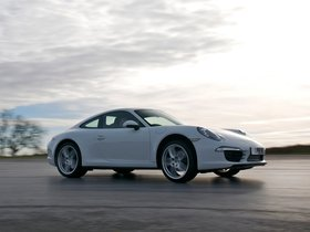 Ver foto 2 de Porsche 911 Carrera 4 Coupe UK 2012