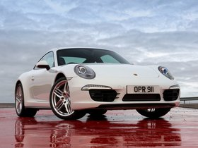 Ver foto 1 de Porsche 911 Carrera 4 Coupe UK 2012