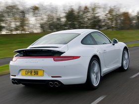Ver foto 9 de Porsche 911 Carrera 4 Coupe UK 2012