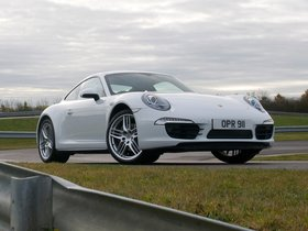 Ver foto 8 de Porsche 911 Carrera 4 Coupe UK 2012