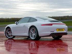 Ver foto 7 de Porsche 911 Carrera 4 Coupe UK 2012