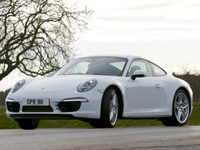 Ver foto 6 de Porsche 911 Carrera 4 Coupe UK 2012