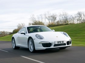 Ver foto 5 de Porsche 911 Carrera 4 Coupe UK 2012