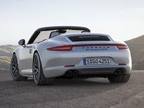 Ver foto 2 de Porsche 911 Carrera 4 GTS Cabriolet 991 2015