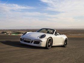 Ver foto 3 de Porsche 911 Carrera 4 GTS Cabriolet 991 2015