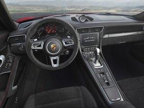 Ver foto 18 de Porsche 911 Carrera 4 GTS Cabriolet 991 2017