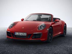 Ver foto 7 de Porsche 911 Carrera 4 GTS Cabriolet 991 2017