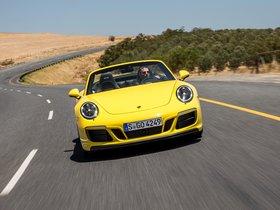 Ver foto 5 de Porsche 911 Carrera 4 GTS Cabriolet 991 2017