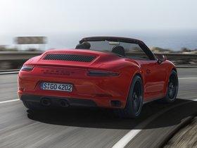 Ver foto 17 de Porsche 911 Carrera 4 GTS Cabriolet 991 2017