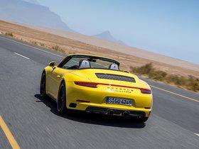 Ver foto 10 de Porsche 911 Carrera 4 GTS Cabriolet 991 2017