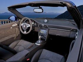 Ver foto 7 de Porsche 911 Carrera 4 GTS Cabriolet 997 2011