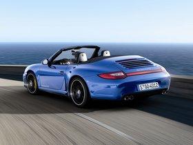 Ver foto 4 de Porsche 911 Carrera 4 GTS Cabriolet 997 2011