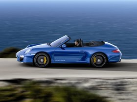 Ver foto 3 de Porsche 911 Carrera 4 GTS Cabriolet 997 2011