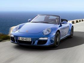 Ver foto 2 de Porsche 911 Carrera 4 GTS Cabriolet 997 2011