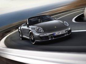 Fotos de Porsche 911 Carrera 4 GTS Cabriolet 997 2011