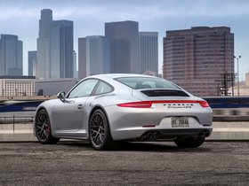 Ver foto 6 de Porsche 911 Carrera 4 GTS Coupe 991 2015
