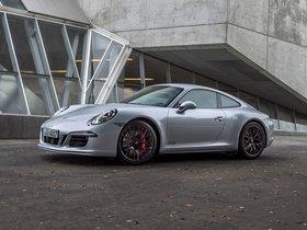 Ver foto 4 de Porsche 911 Carrera 4 GTS Coupe 991 2015
