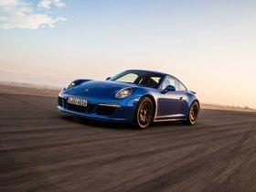 Ver foto 3 de Porsche 911 Carrera 4 GTS Coupe 991 2015